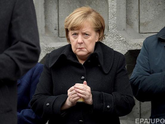 47 % німців хотіли б відставки Меркель до 2021 року