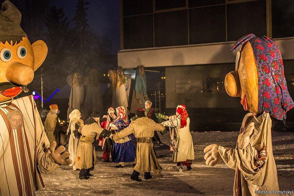 Повідомили програму етно-фестивалю «Різдво у Луцьку»