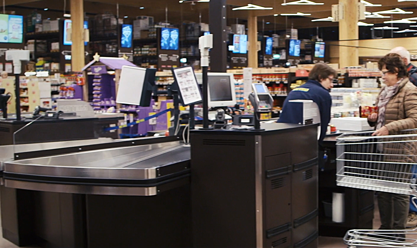 «Modern-Expo» облаштував гіпермаркет з нульовою енергією. ФОТО