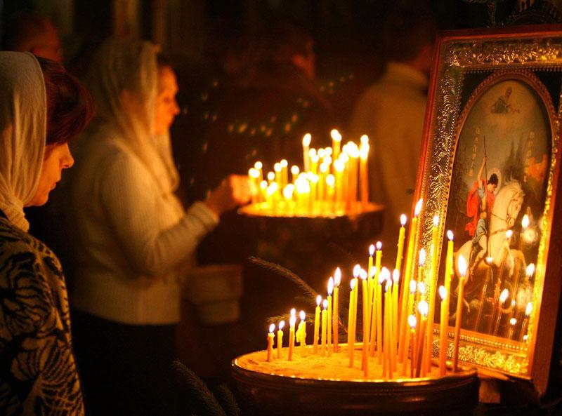 У Різдвяних богослужіннях взяли участь п'ять мільйонів громадян