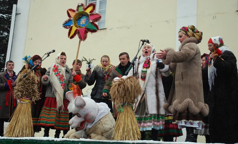 У Луцьку провели понад 250 новорічно-різдвяних заходів