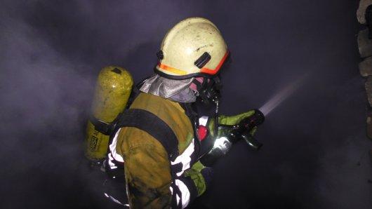 У Луцьку на Різдво вогнеборці врятували безхатченка