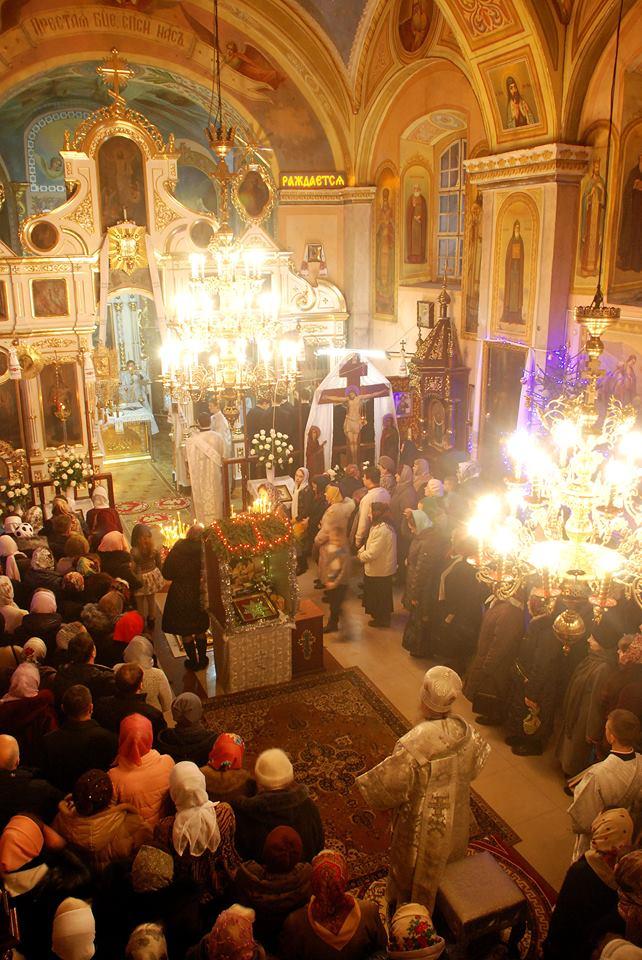 У Луцьку відбулося святкове Різдвяне богослужіння. ФОТО