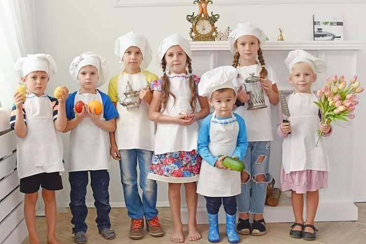 У Луцьку запрошують на англомовну кулінарну сімейну вечірку