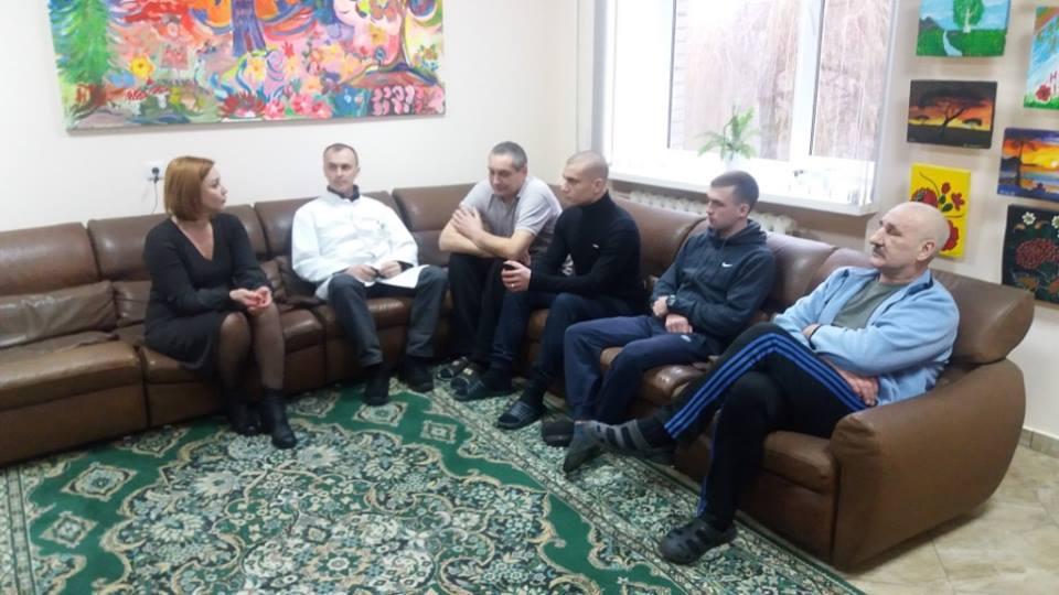 У Луцьку військовослужбовців ознайомили з перевагами ведення бізнесу