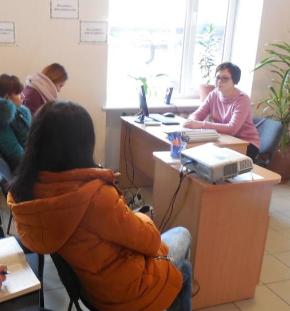 У Луцьку безробітній молоді розповіли про переваги легальної зайнятості