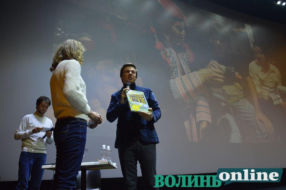 У Луцьку Комаров зізнався, чому досі неодружений