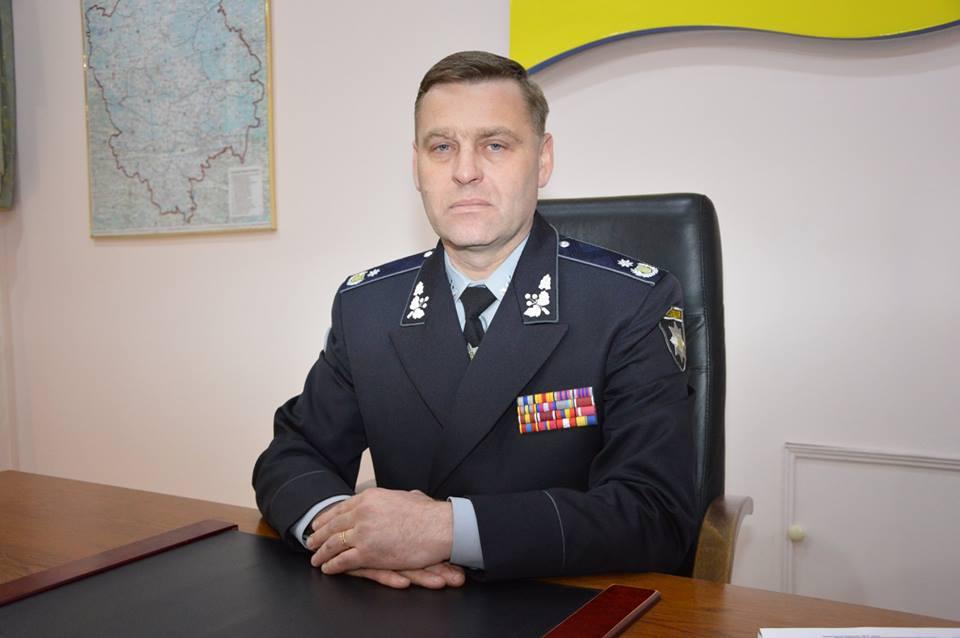 Головний поліцейськи Волині проведе особистий прийом громадян