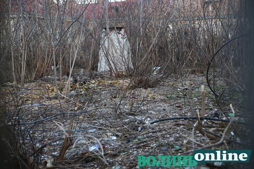 Кому належить земля для будівництва у Луцьку, на якій нічого не будують. ФОТО