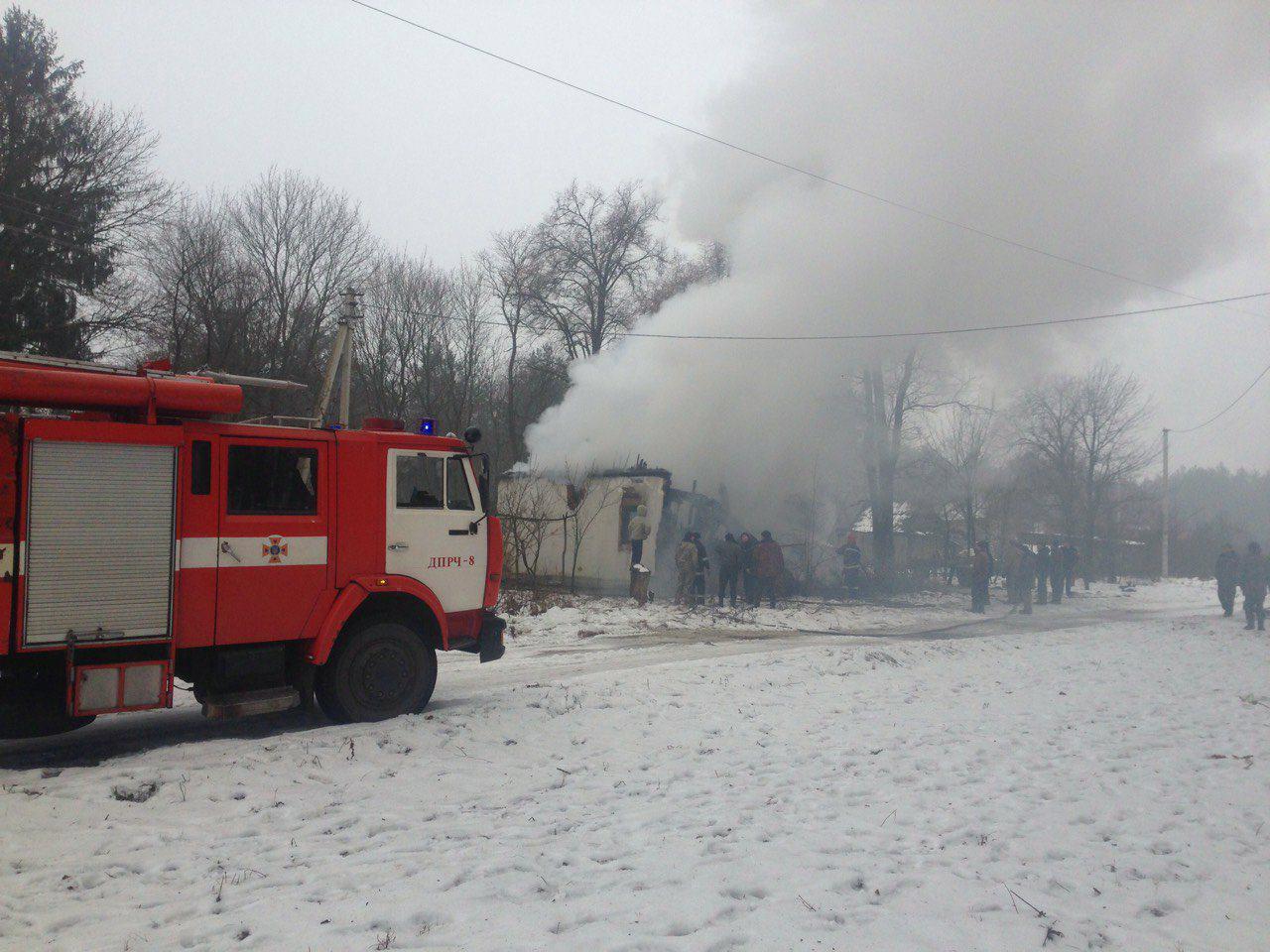 На Волині в пожежах загинуло троє людей