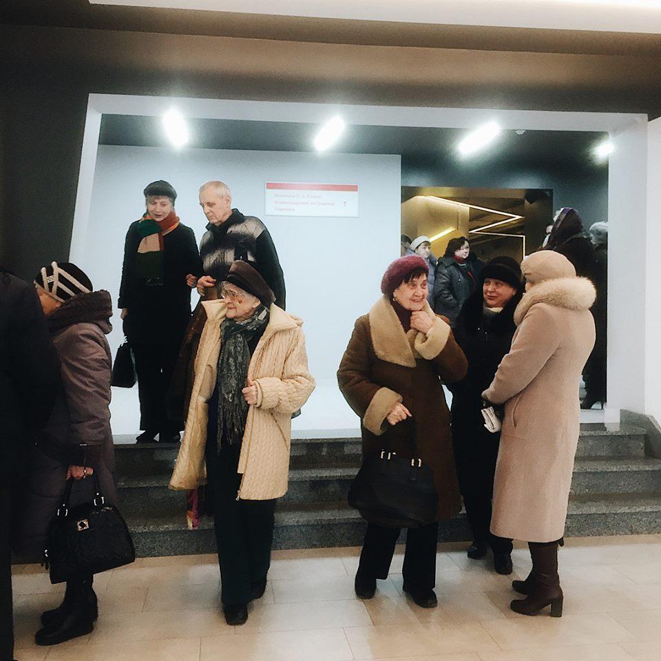 У Луцьку – «Доступний кінотеатр для пенсіонерів»