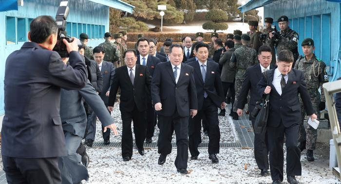 Сеул та Пхеньян домовилися про переговори між військовими двох країн