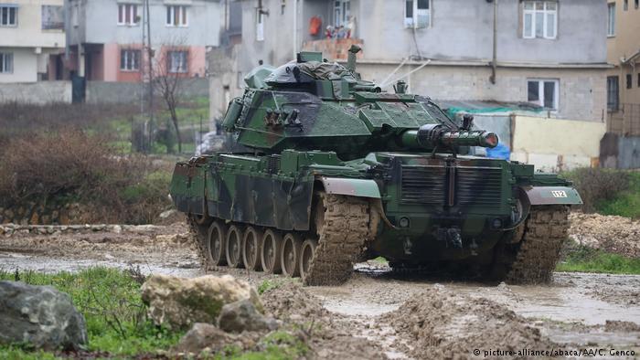 Туреччина розпочала операцію проти курдів у Сирії