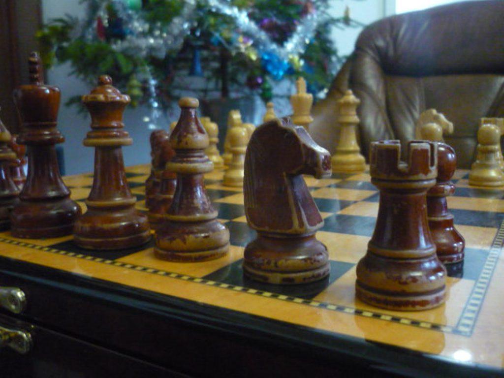 На Волині провели новорічний фестиваль з шахів. ФОТО
