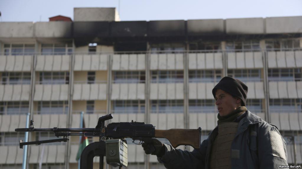 В Україну доставили тіла загиблих під час теракту в Кабулі