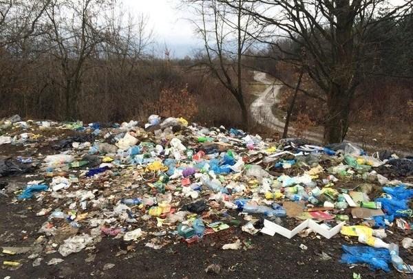 Волинян просять повідомляти про стихійні сміттєзвалища