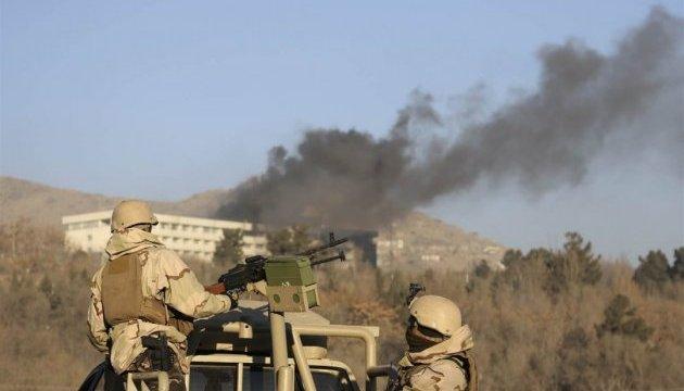Внаслідок теракту у Кабулі загинули 18 осіб