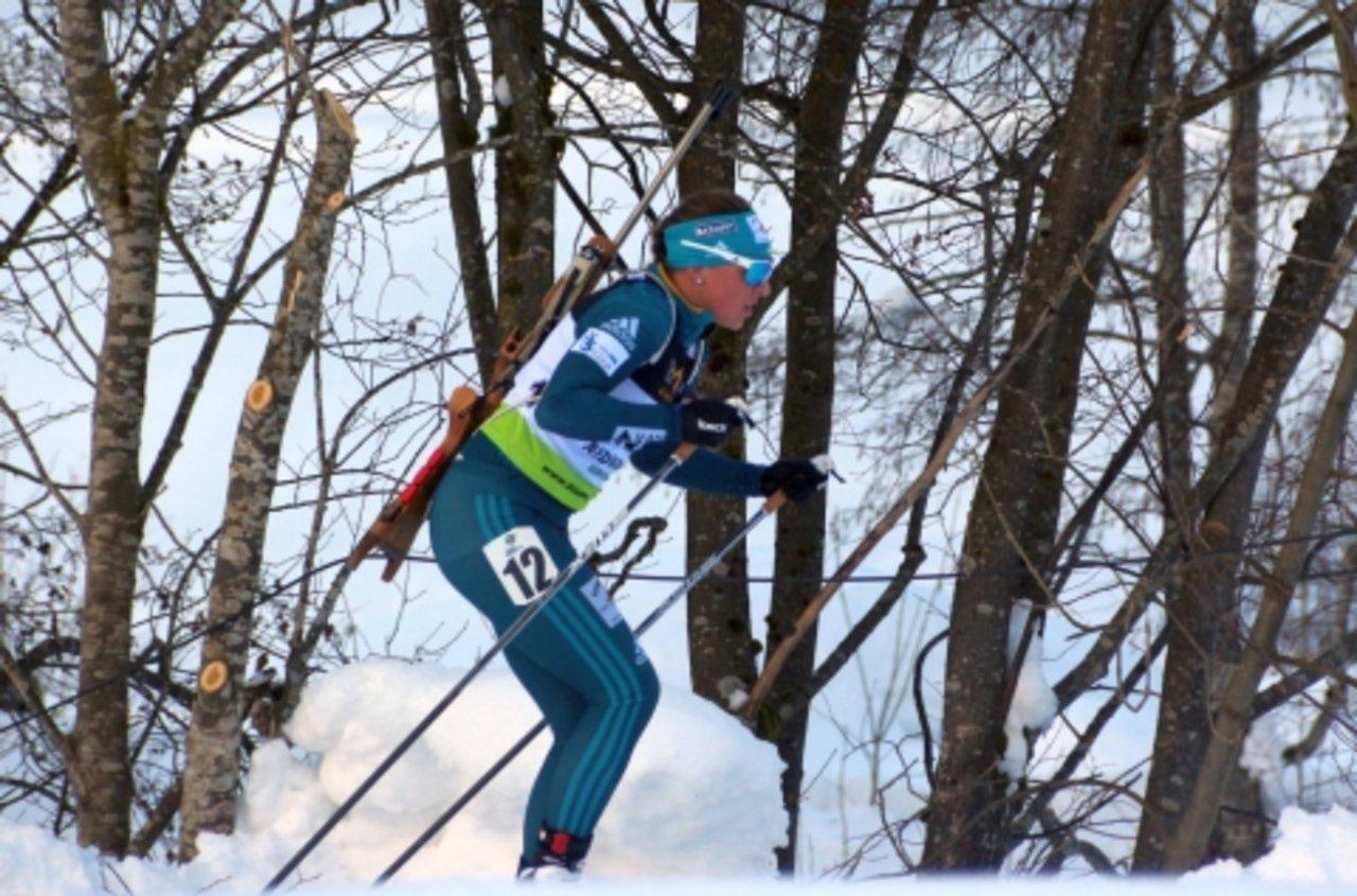 Українка Варвинець стала чемпіонкою Європи в спринтерській гонці