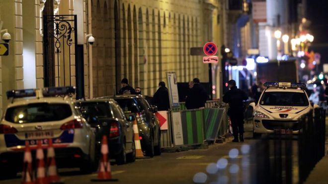 У Парижі пограбували ювелірний магазин на чотири мільйони євро
