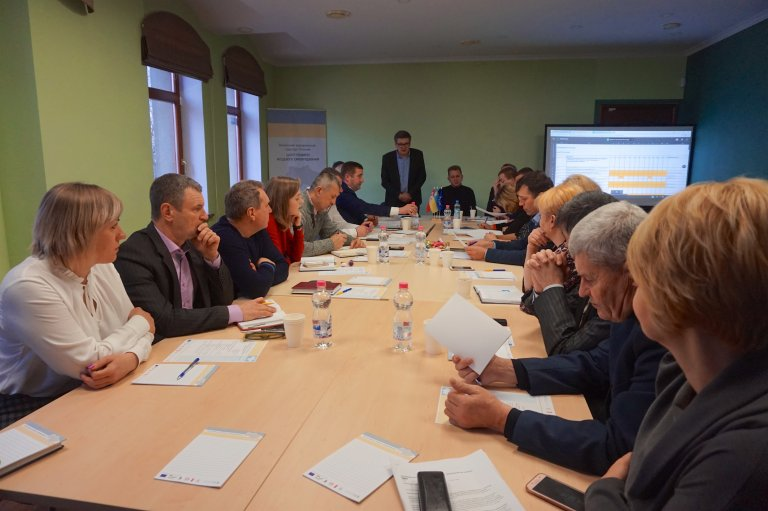 На Волині Центр розвитку місцевого самоврядування розповів про пріоритети співпраці із ОТГ на 2018 рік
