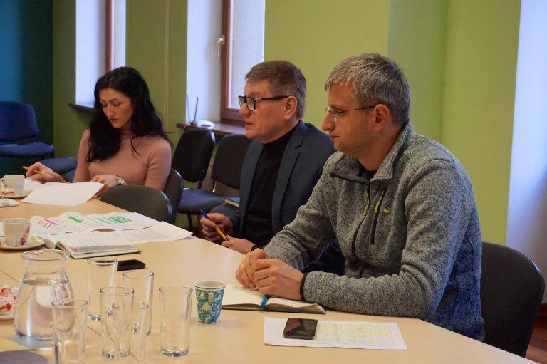 На Волині Центр розвитку місцевого самоврядування та асоціації рад різних рівнів домовилися про співпрацю