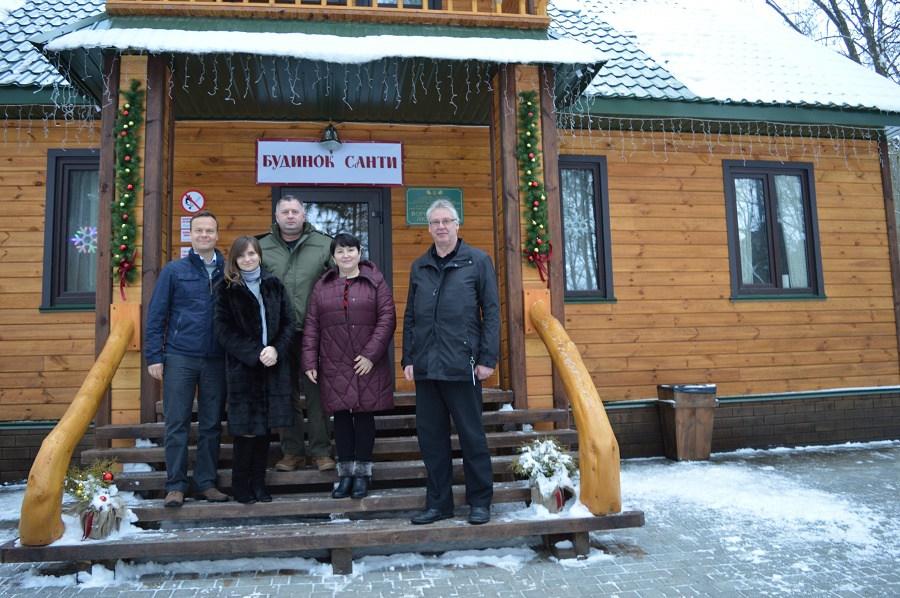 Волинь відвідали представники влади та бізнесу з Фінляндії. ФОТО