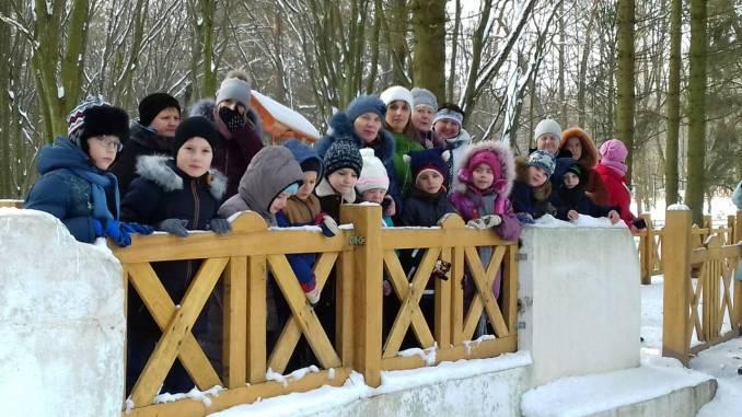 Волинські лісівники провели цікаву екскурсію для особливих діток. ФОТО