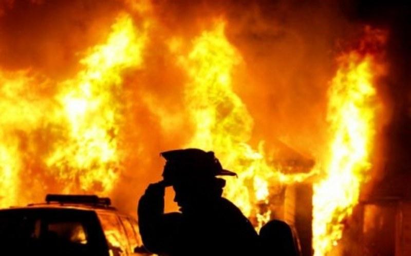 На Волині за добу виникло дві пожежі