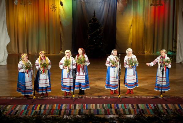 У Луцьку відбудеться святково-обрядове дійство «Три празники в гості»