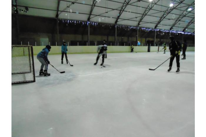 У Луцьку відбувся турнір з хокею «Золота шайба». ФОТО