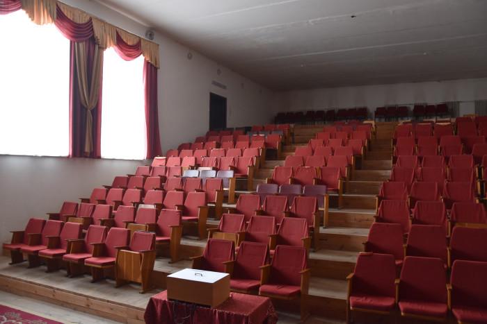 У музичній школі Луцька капітально відремонтують концертний зал. ФОТО