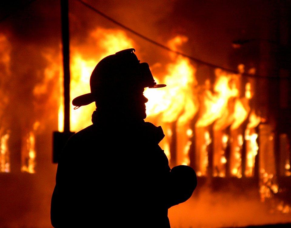 На Волині протягом доби трапилось дві пожежі