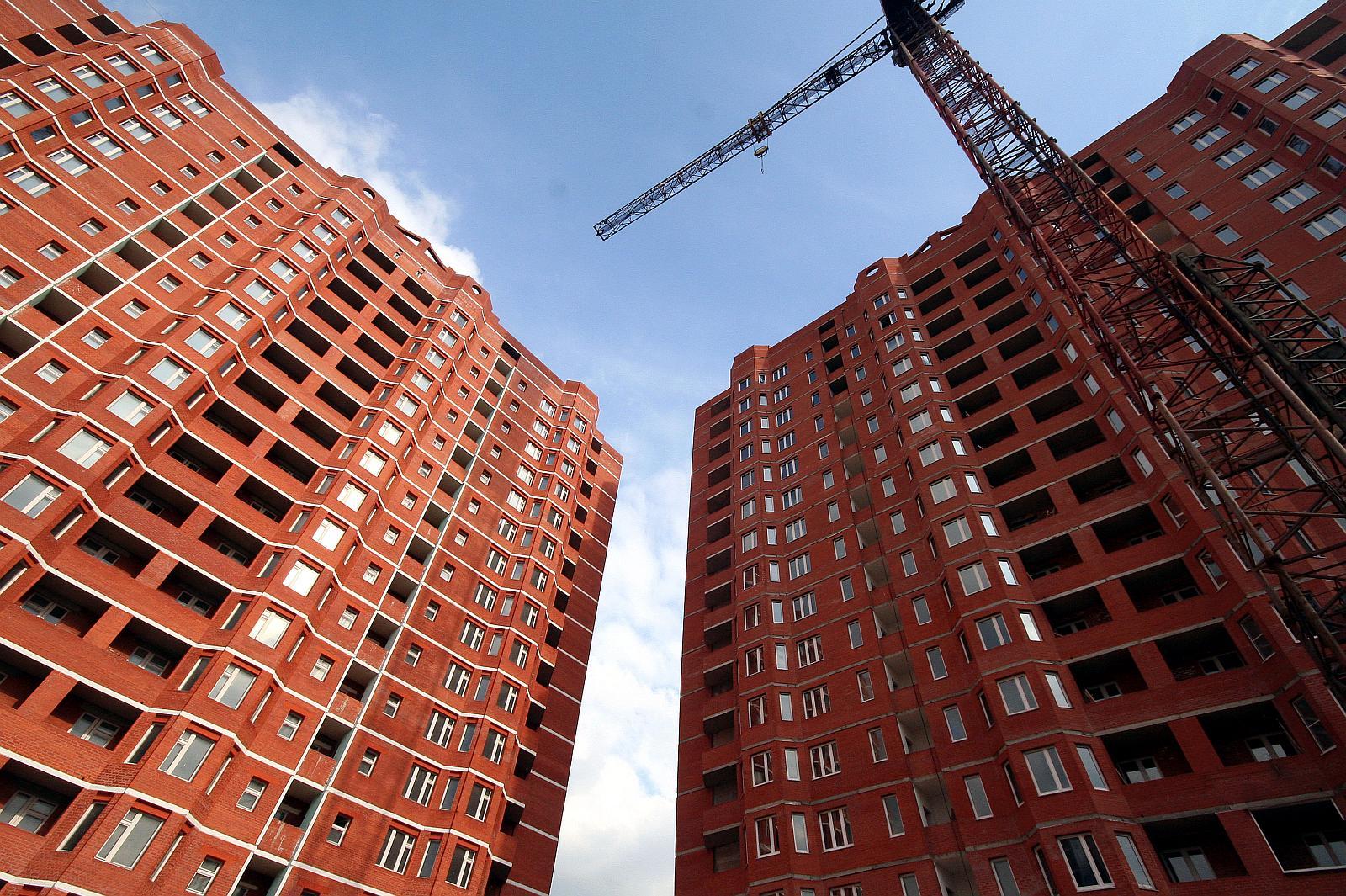 На Волині скоротилось будівництво житлових будівель
