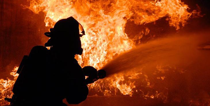 За минулу добу на Волині трапилося три пожежі