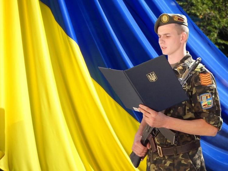 У Луцьку проводять відбір кандидатів на військову службу за контрактом