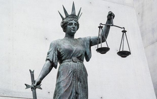 Україна посіла 77-е місце у світовому рейтингу верховенства права
