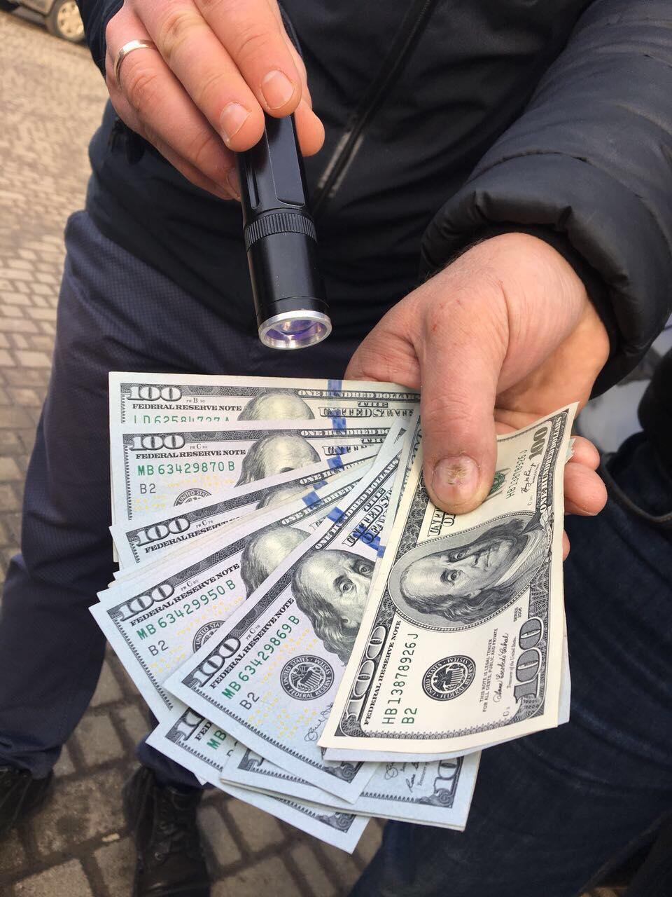 Волинського прокурора затримали на хабарі