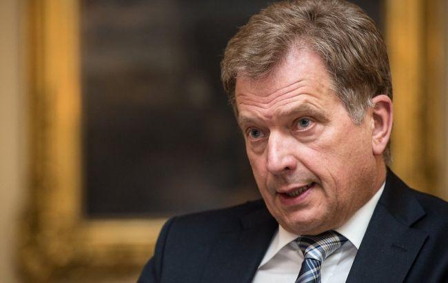У Фінляндії на виборах переміг чинний президент Саулі Нііністьо