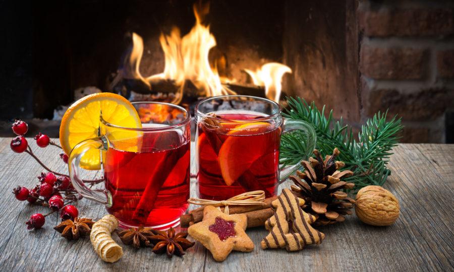 Топ-5 «зимових» напоїв