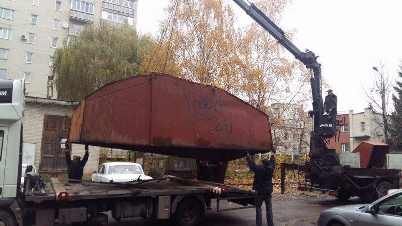 У Луцьку муніципали планують витратити 1,7 мільйона гривень на демонтажі