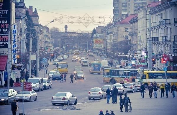 У Луцьку проведуть поточний ремонт проспекту Волі