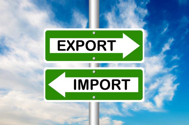 На Волині імпорт товарів переважає над експортом