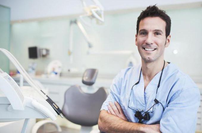 Портрет професії. Стоматолог