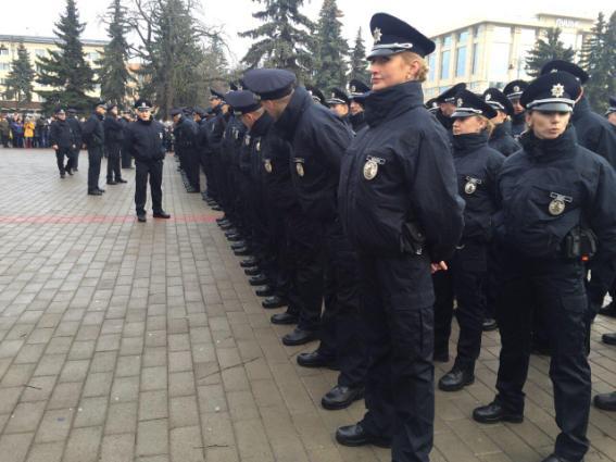 Лави патрульної поліції Волині поповнять нові працівники