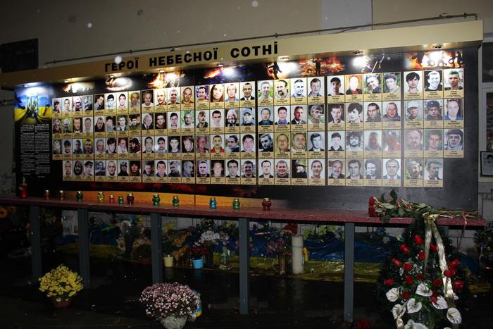 У Луцьку відбудуться богослужіння в пам'ять про полеглих на Майдані
