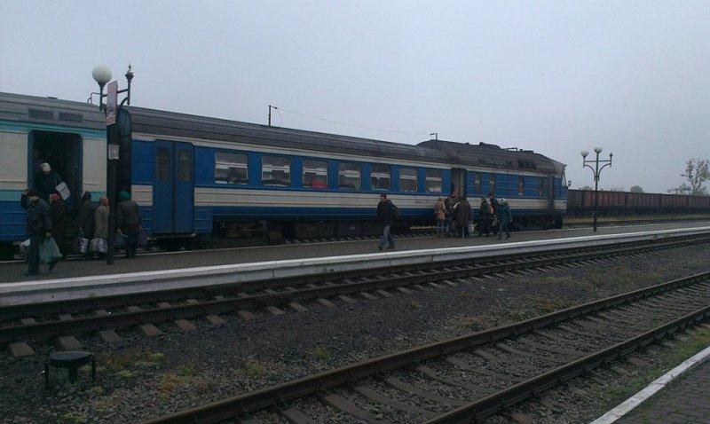 Через ремонтні роботи тимчасово змінять рух потяга «Ковель–Львів»