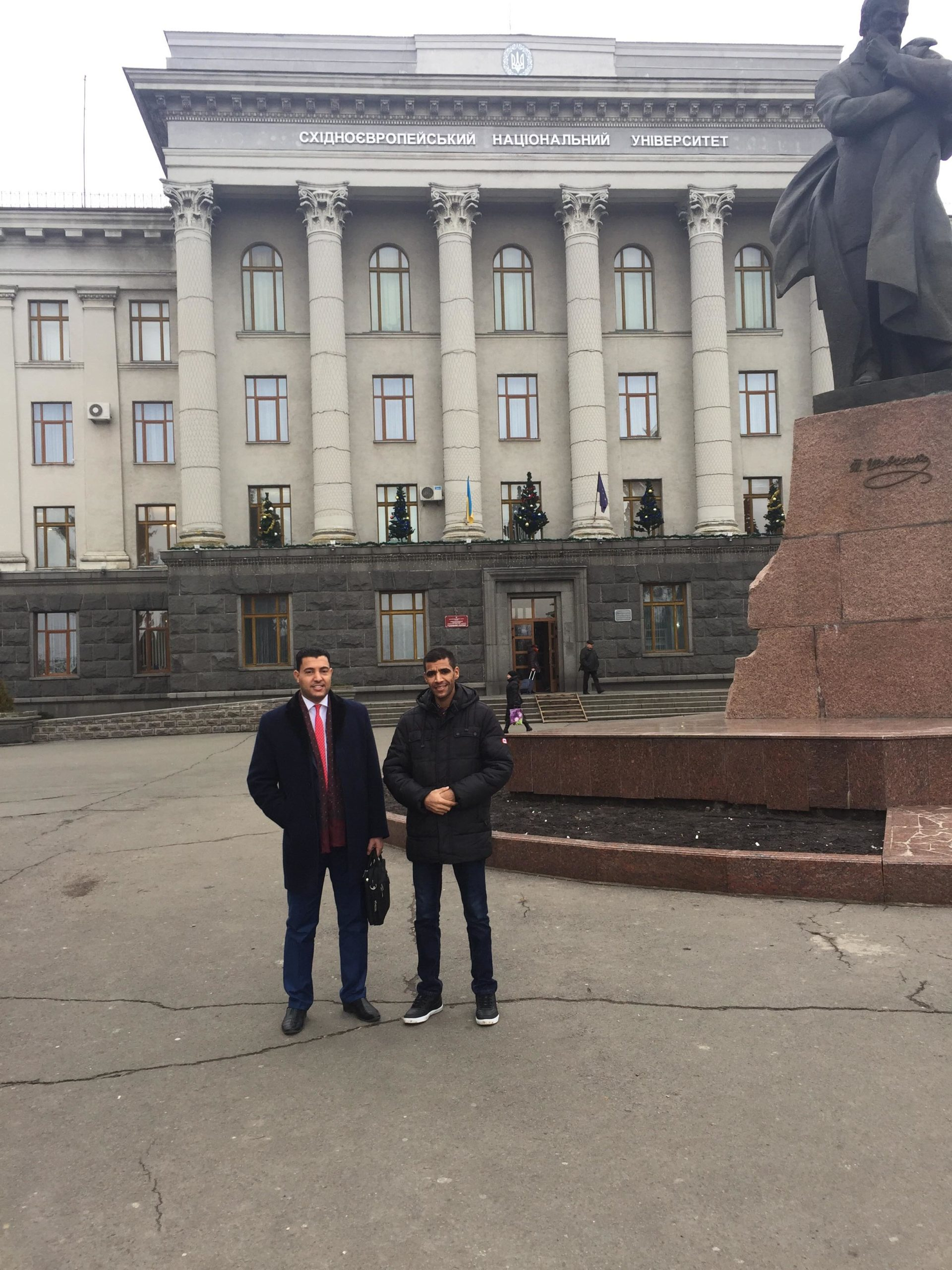 Громадянин Лівії та магістрант СНУ – про особливості навчання в Україні