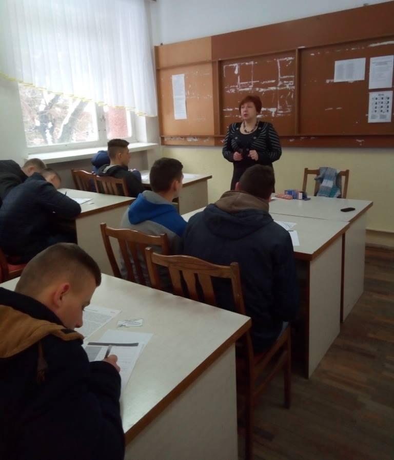У Луцьку студентів вчили складати резюме