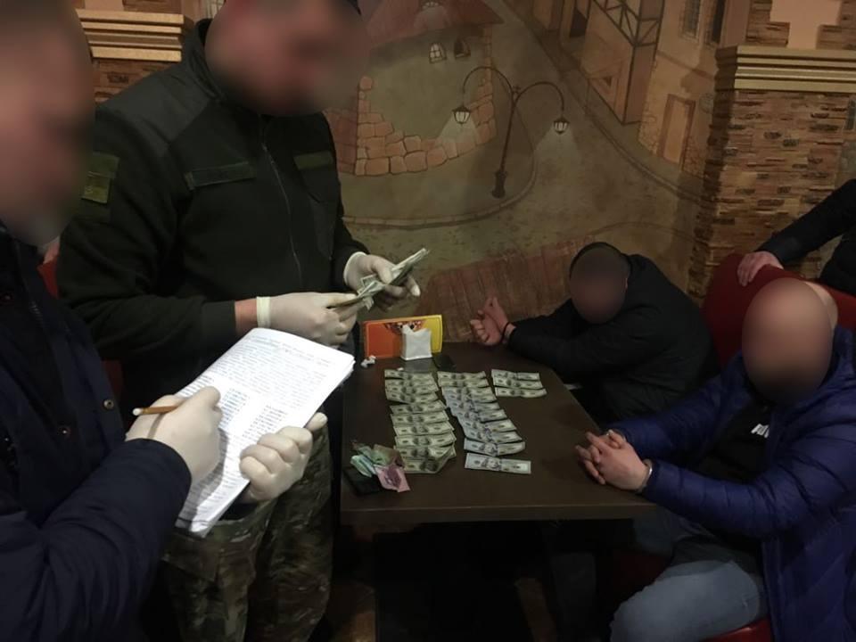 Затриманого в Луцьку майора СБУ взяли під варту
