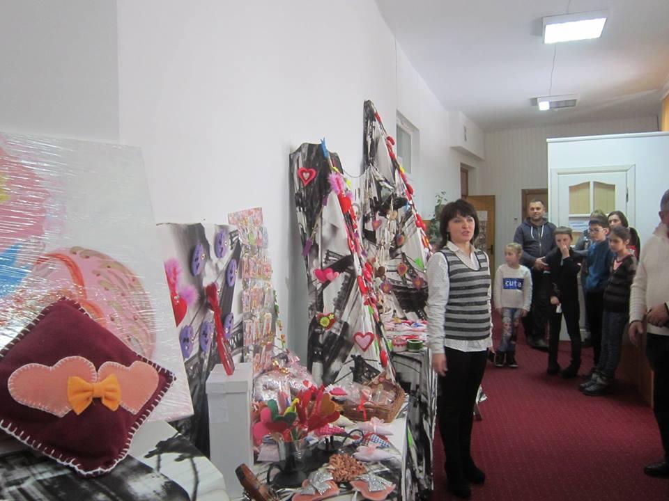 У Луцьку – виставка-ярмарок на підтримку дітей Небесного легіону. ФОТО
